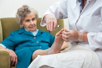 Helpful Tips On Elderly Foot Care
