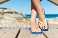 Foot Problems Associated with Flip-Flops